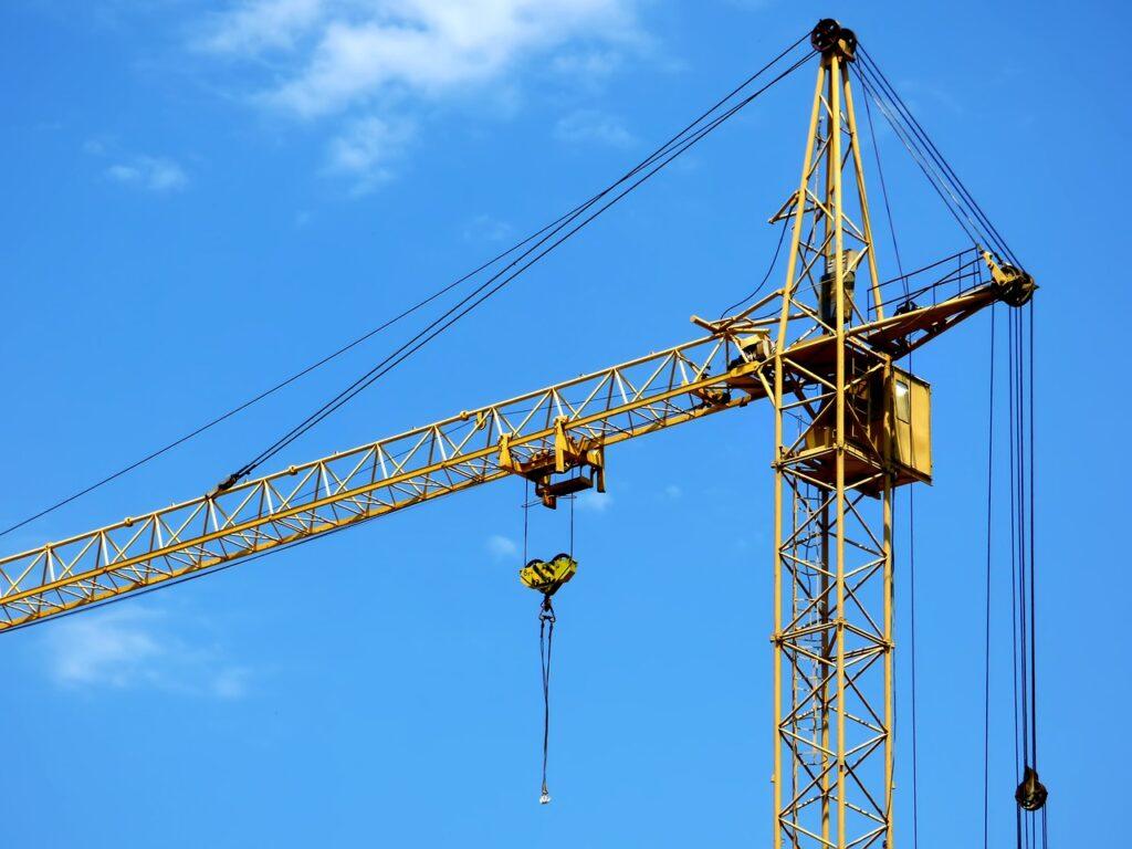 ทาวเวอร์เครน (tower crane)